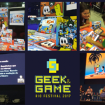 Gi & Kim no Geek & Game Rio Festival 2017
